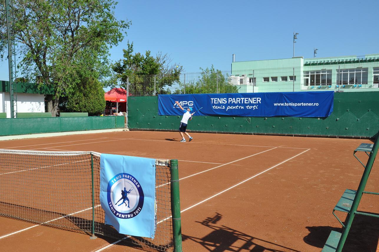 Start la înscrieri pentru turneul Platinum Mamaia – Cupa Vicomte A., din Circuitul Tenis Partener!