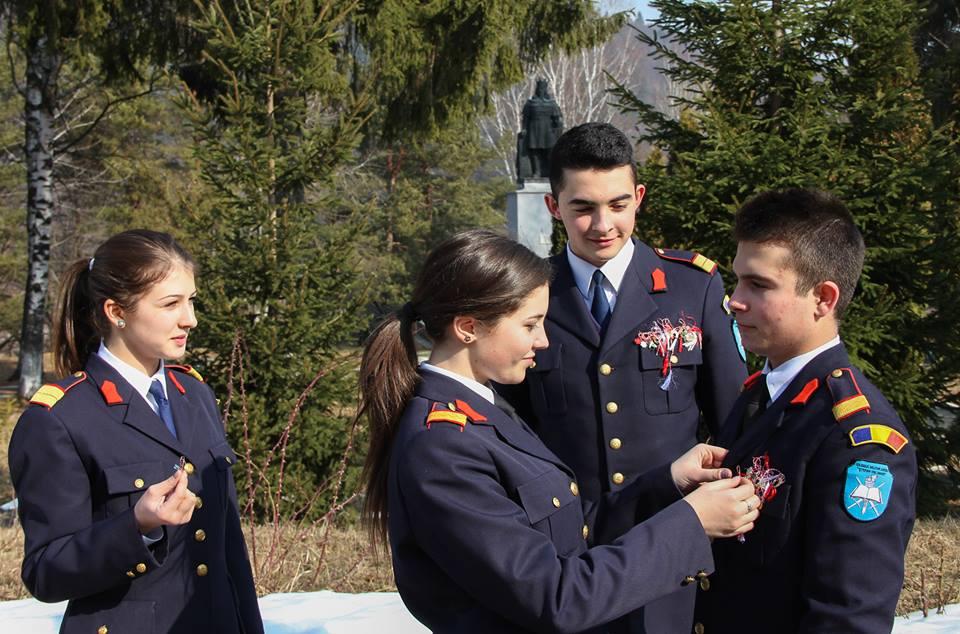 Rezultate excelente la examenul de bacalaureat în colegiile naționale militare
