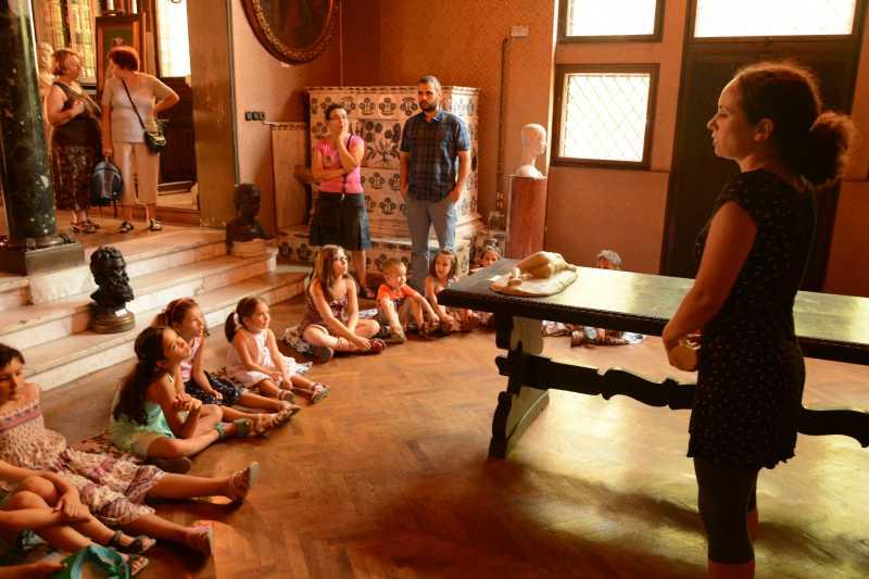 Caravana Muzeelor continuă în București