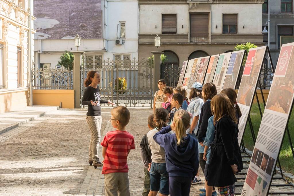 Caravana Muzeelor Casa Filipescu Cesianu 9 sept 2015