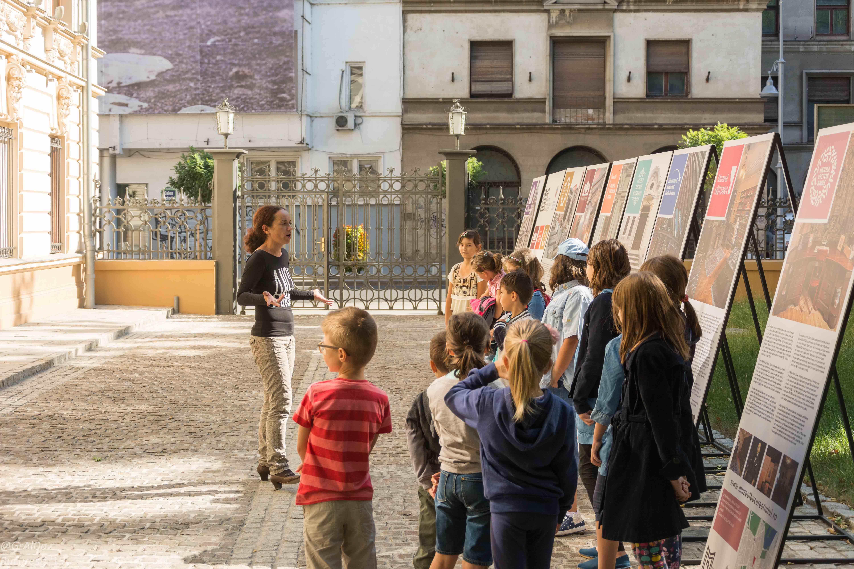 Un muzeu surpriză în peisajul Bucureștiului
