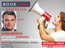 Tinerii din București descoperă secretul succesului, la BookLand Evolution