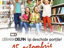 O nouă librărie pentru elevi se deschide în București!