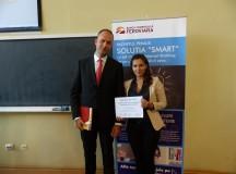 Banca Comercială Feroviara a acordat 2 premii de excelență studenților Academiei de Studii Economice din București