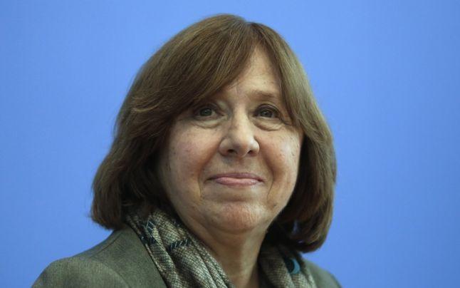 Litera va publica cărțile câștigătoarei Premiului Nobel din acest an