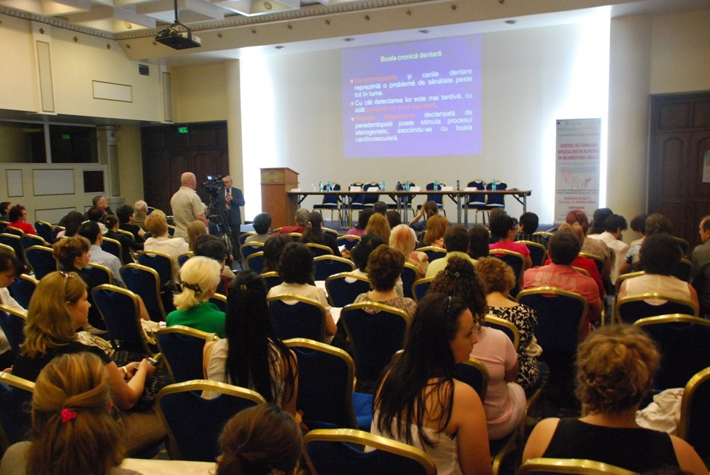 Conferință pe tema biotehnologiilor moderne la USAMV Iași