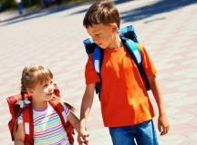 Preșcolarii și elevii din învățământul primar vor intra în vacanță de vineri