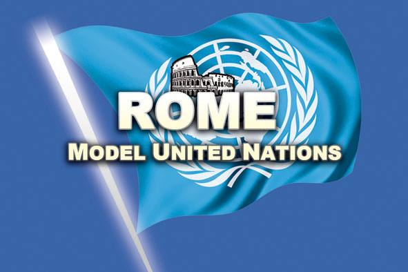 100 de burse pentru Rome Model United Nations