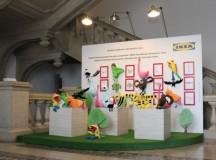 Jucăriile IKEA vă invită să le vizitați la Muzeul Antipa în weekend-ul prelungit