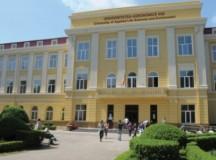 Spectacol folcloric la USAMV Iași