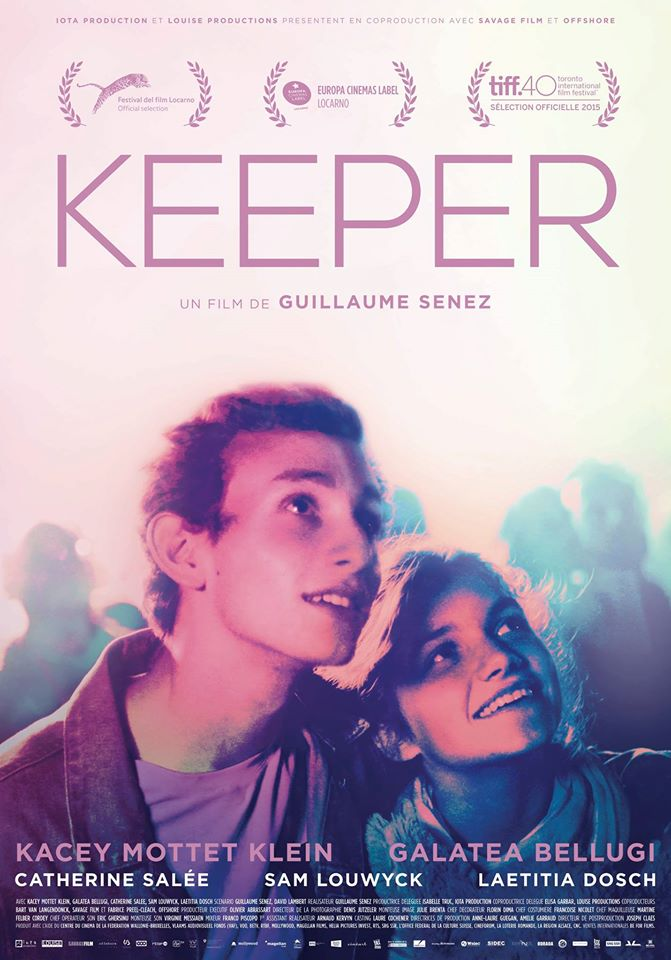 Film premiat la Locarno vizionat în premieră  de liceeni români: Keeper