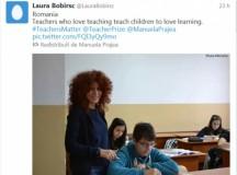 O profesoară de matematică din România, finalistă la echivalentul Nobelului din învățământ: Cum o putem ajuta pe Manuela Prajea să aducă un milion de euro în țară