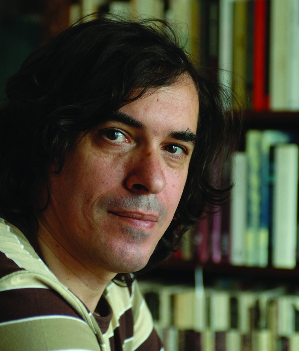 Întâlnire cu Mircea Cărtărescu la Universitatea Babeș-Bolyai