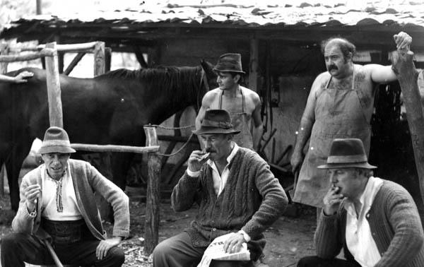 """Filmul """"Moromeții"""", proiectat la Universitatea din Strasbourg"""