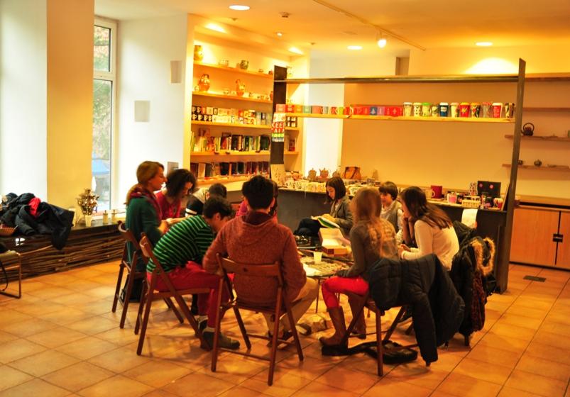 atelier scriere creativa cu Adina Rosetti
