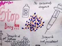 Cum vor să prevină consumul de droguri din școli Ministerul Educației și Agenția Națională Antidrog