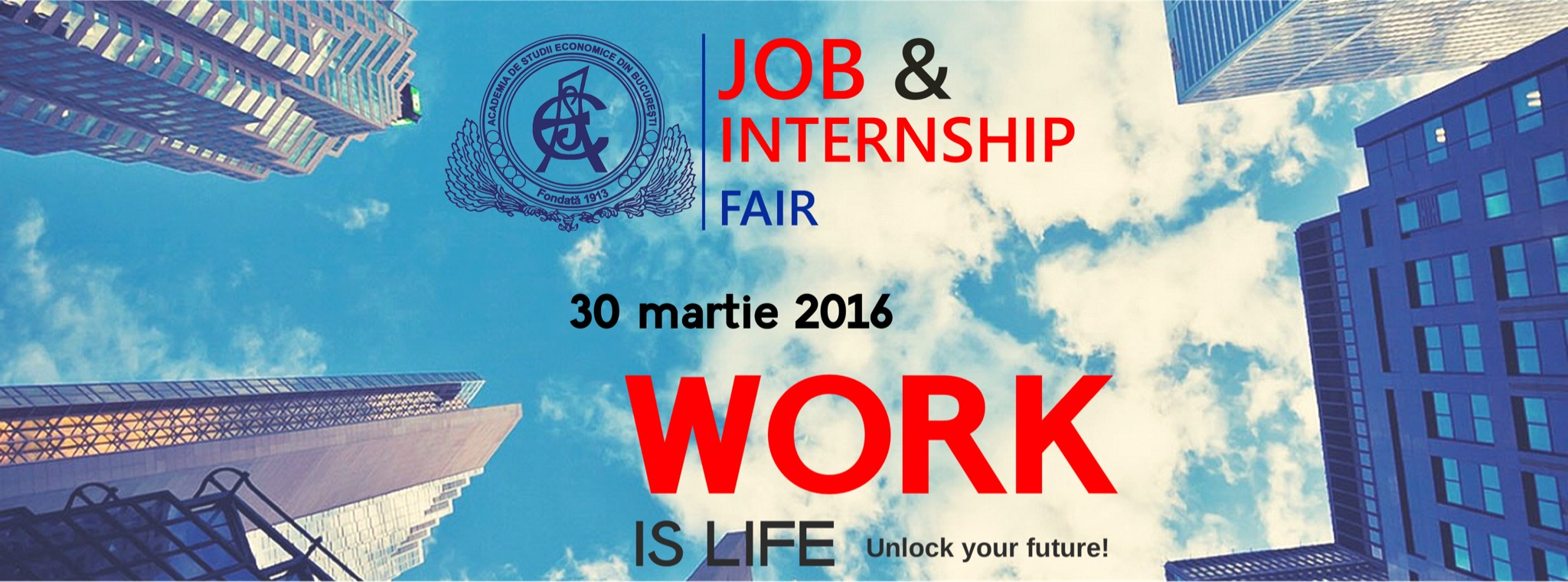 ASE Job & Internship Fair, ediția a III-a, are loc pe 30 martie