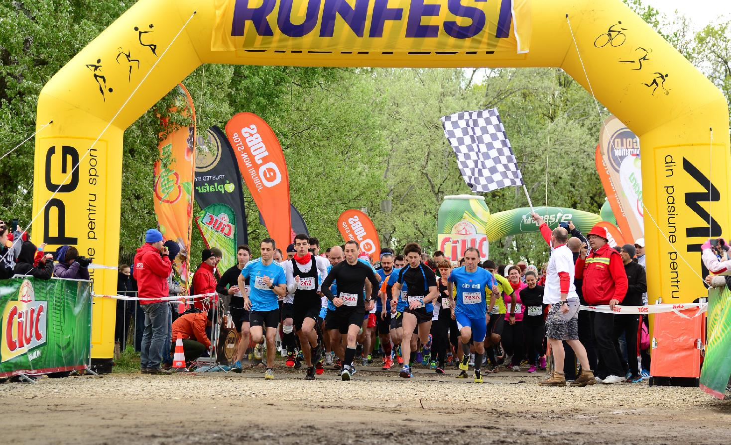 RUNFEST Cernica_start adulti