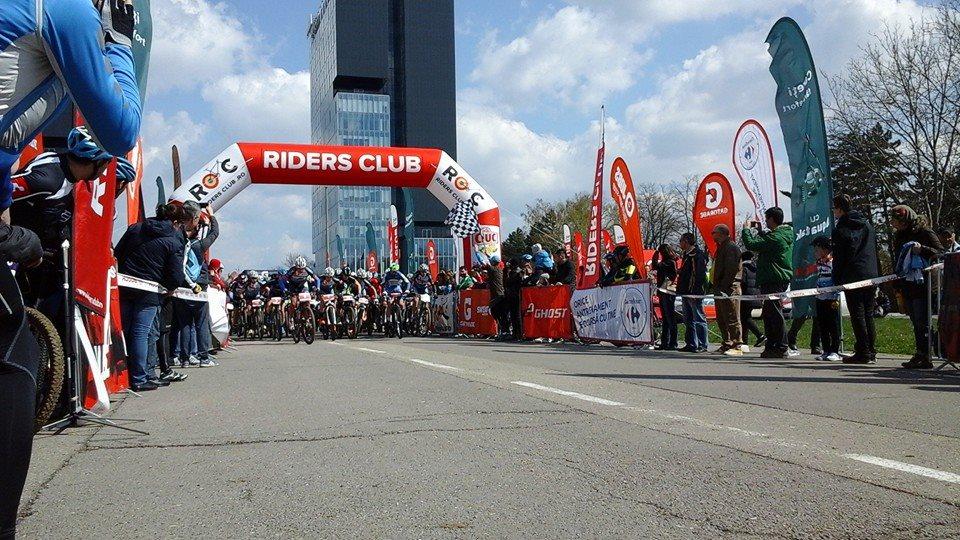 Urban Trail XCC, o competiție plină de provocări pentru rideri, cu faze spectaculoase