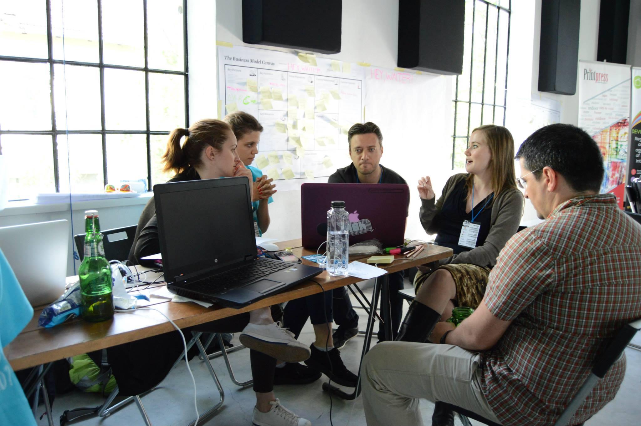 Startup Weekend se întoarce la Timișoara