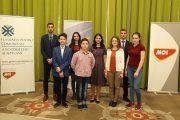 MOL România oferă 350.000 lei tinerilor sportivi și artiști