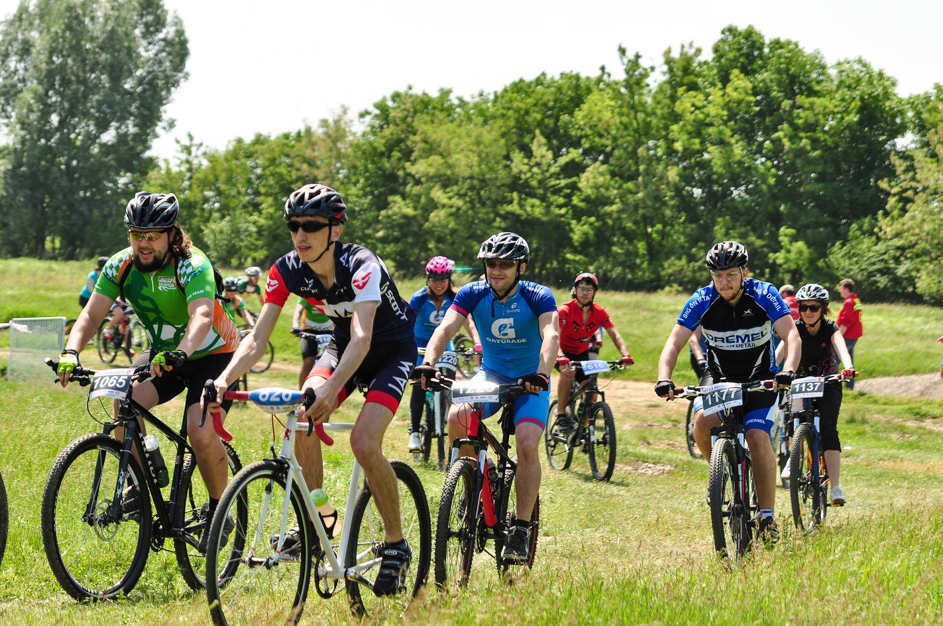 Peste 1.000 de cicliști așteptați la aventura verde… La Broaște