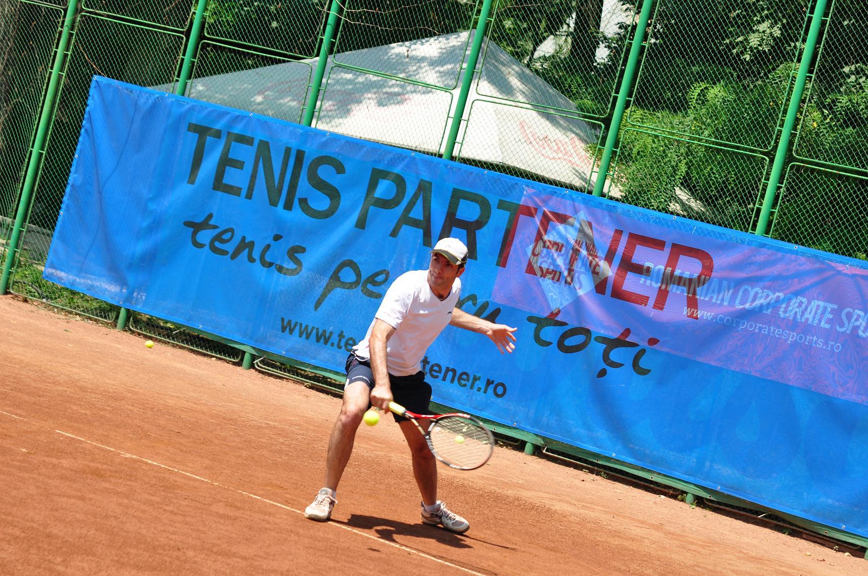 Bucureștiul Joacă Tenis – invitație la un eveniment special!