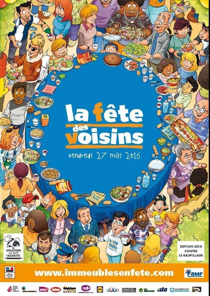 Pe 27 mai sărbătorim Ziua Europeană a Vecinilor