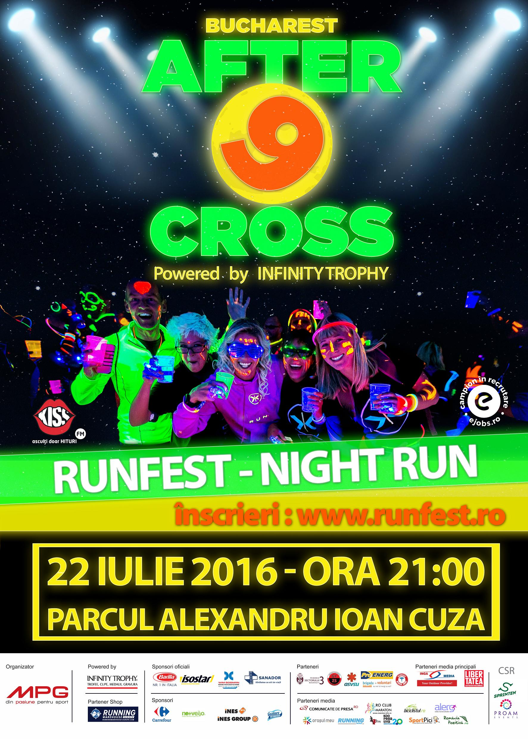 Afis_Bucharest After9Cross 2016
