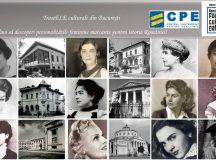 CPE – Centrul Parteneriat pentru Egalitate te invită la plimbare prin București, să descoperi femeile din istoria României!
