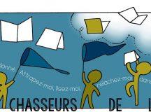 Belgienii vânează cărți, în loc de Pokemoni