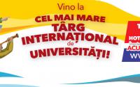 Universități în top 100 mondial și informații despre bursele alocate studenților români la RIUF-The Romanian International University Fair