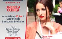 Tinerii din Pitești descoperă cheia succesului în psihologie, jurnalism și fashion la Conferințele BookLand Evolution