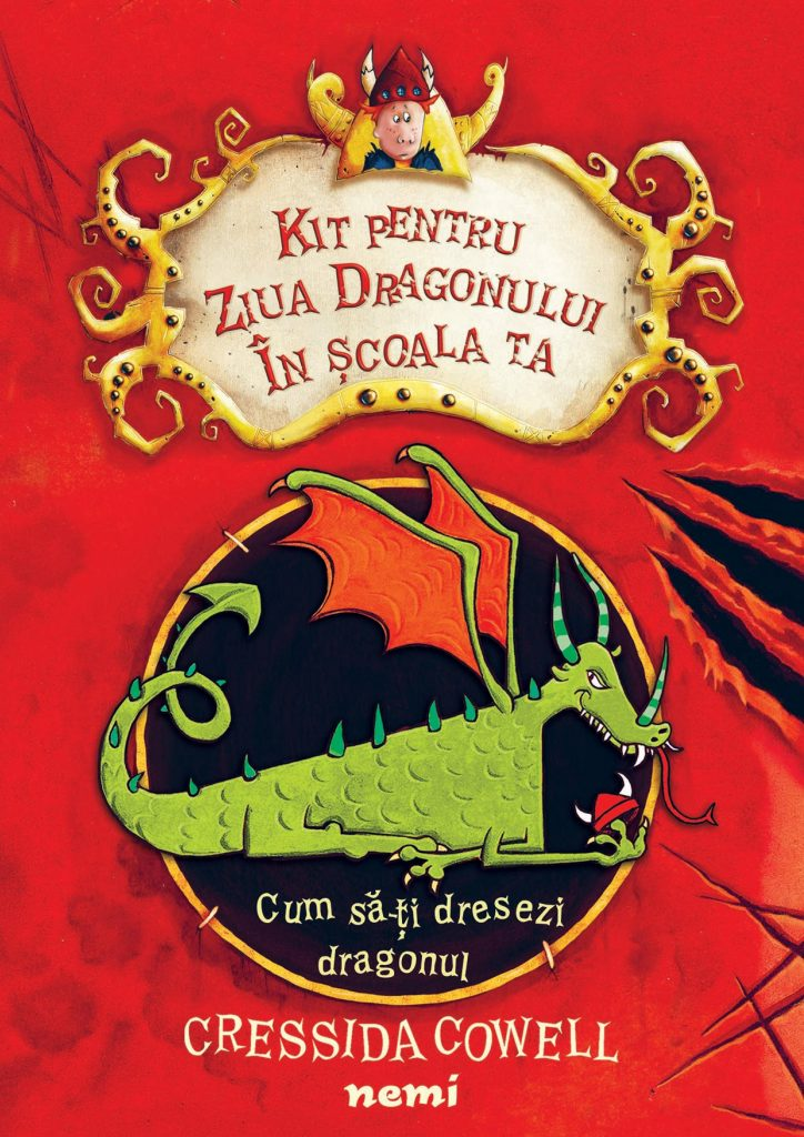 Editura Nemi te ajută să organizezi Ziua Dragonului în școala ta!