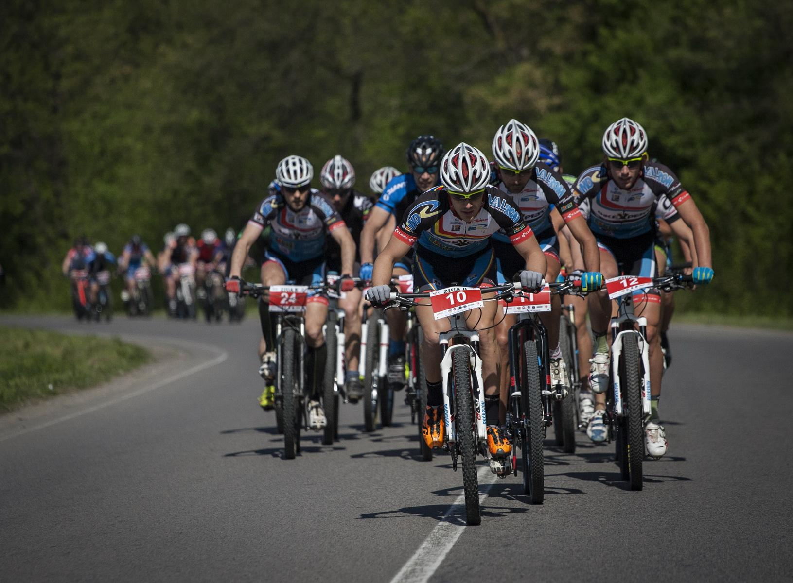 Riders Club deschide sezonul de ciclism pentru amatori cu 41 de curse în pădurea Cernica