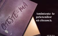 Hai, citește! – o campanie Nemira și Next Advertising de Ziua Internațională a Cărții