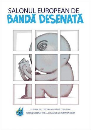 Ești pregătit pentru Salonul European de Bandă Desenată?