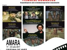 """Caravana filmului românesc"" revine la Amara"