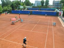 Platinum Mamaia aduce pe litoral pasionați de tenis din toată țara