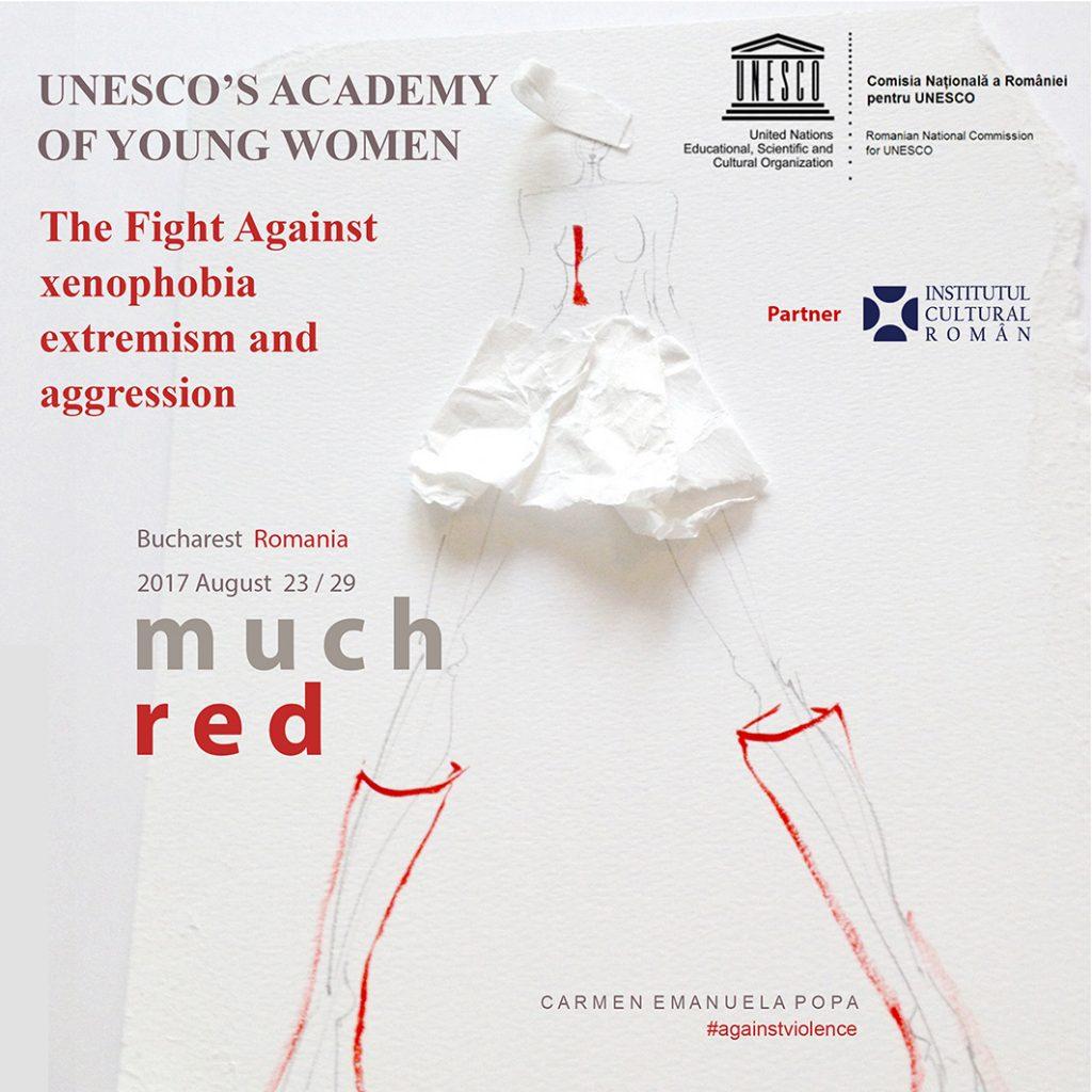 Academia UNESCO a Tinerelor Femei 2017 se deschide la București