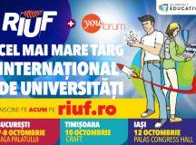 Universități din toată lumea cu rata de angajabilitate de peste 90% vin în București pe 7 și 8 octombrie