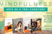 """Arta de a trăi conștient – Eveniment în cadrul campaniei naționale """"Te așteptăm în librărie!"""""""