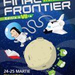 La a saptea editie Final Frontier iti faci #BibliotecaPeMarte – singurul targ de carte SF&Fantasy te asteapta!