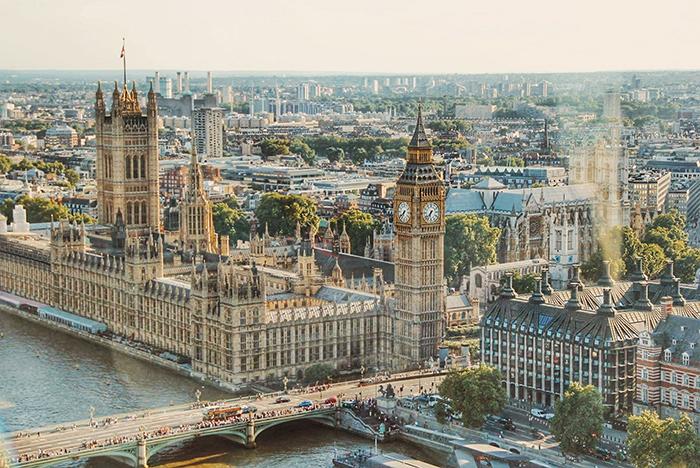 Londra e cel mai bun oras din lume pentru studenti