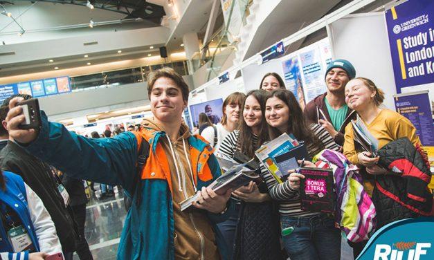 100 de universitati din Europa, America si Asia prezente la RIUF