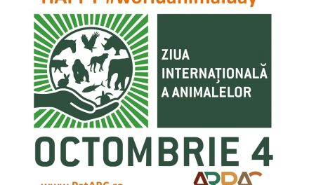 Azi sarbatorim Ziua Internationala a Animalelor
