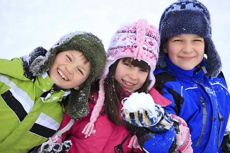 Elevii intra vineri in vacanta de iarna