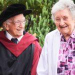Si-a luat doctoratul in filosofie la 94 de ani