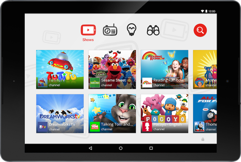 YouTube Kids este disponibil de astazi si in Romania