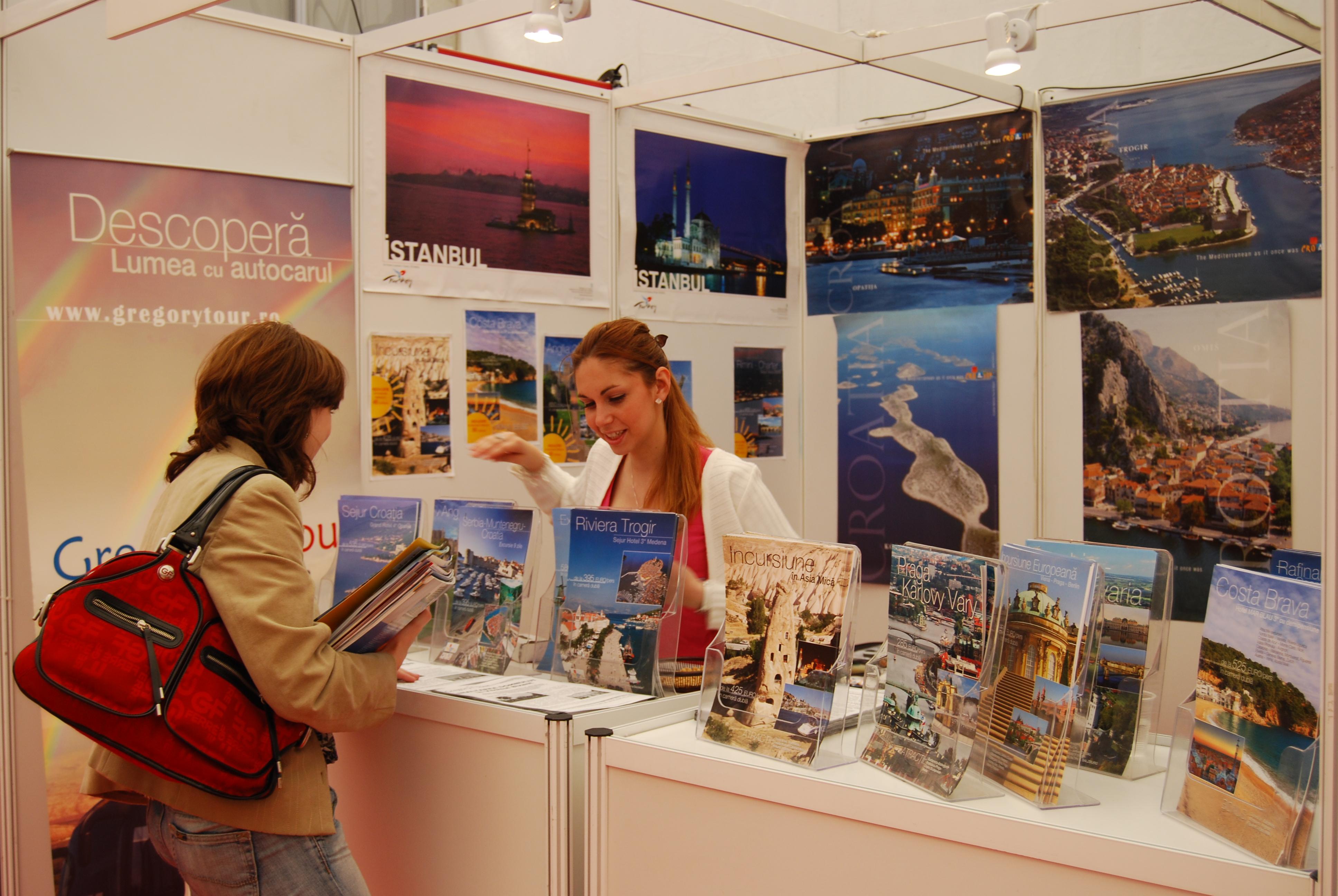 Practică în agenții de turism, pentru studenți